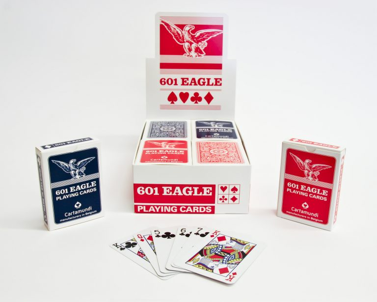 Singapore Playing Cards Eagle 601